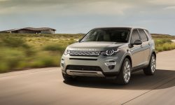 Land Rover Discovery 5 Backgrounds