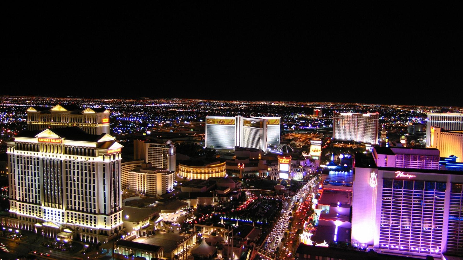 Las Vegas widescreen wallpapers