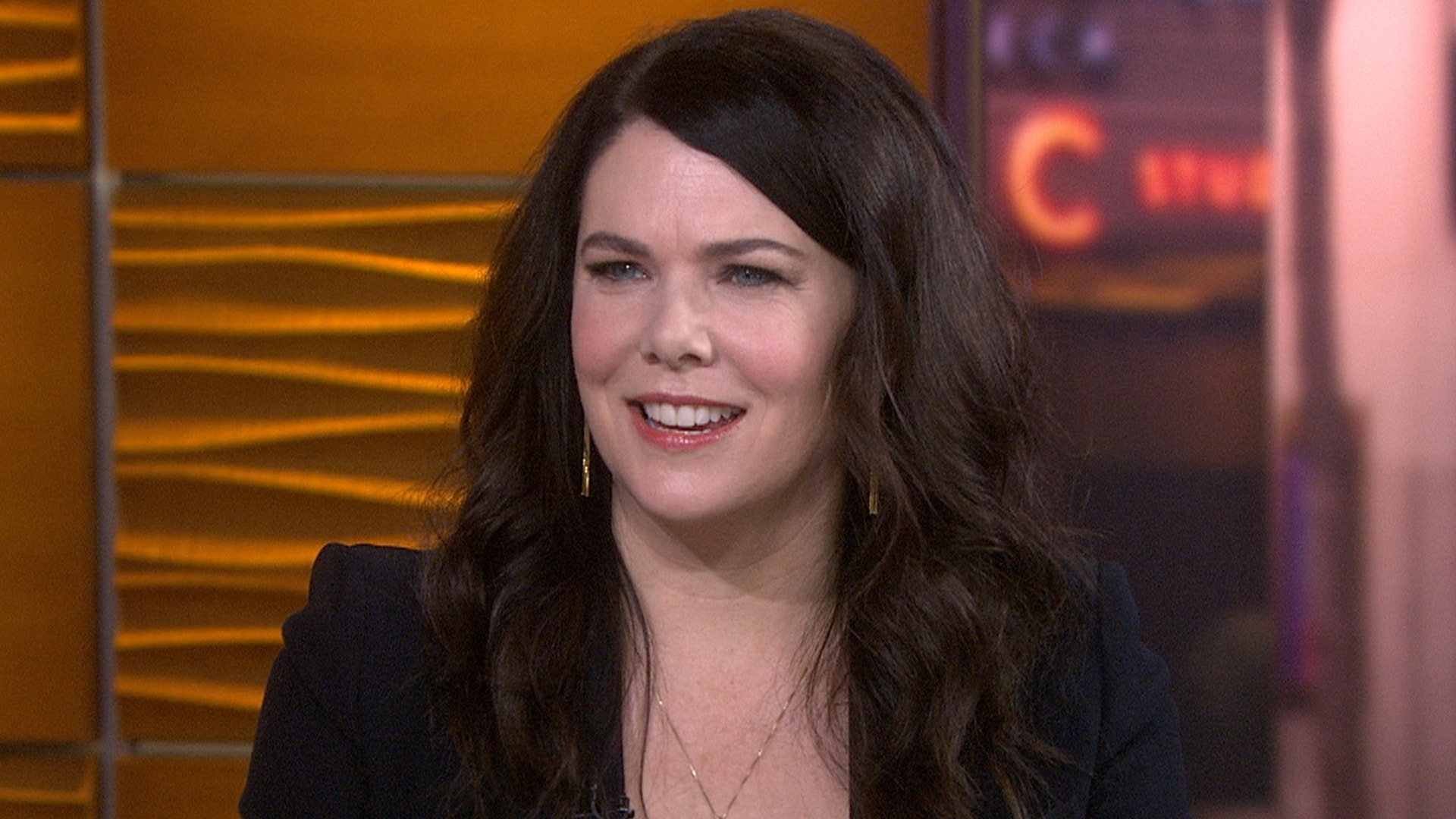 Lauren Graham Background