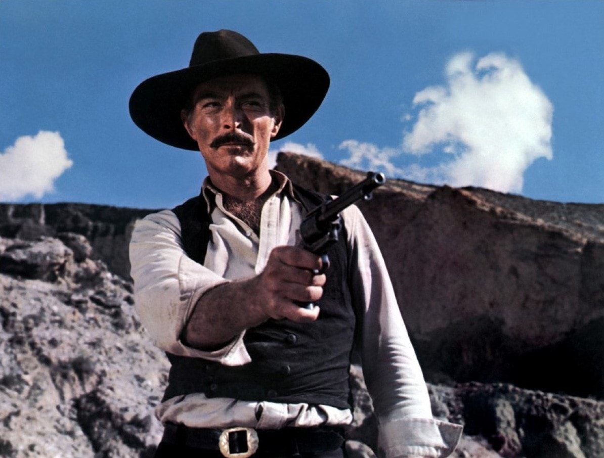 Lee Van Cleef Backgrounds