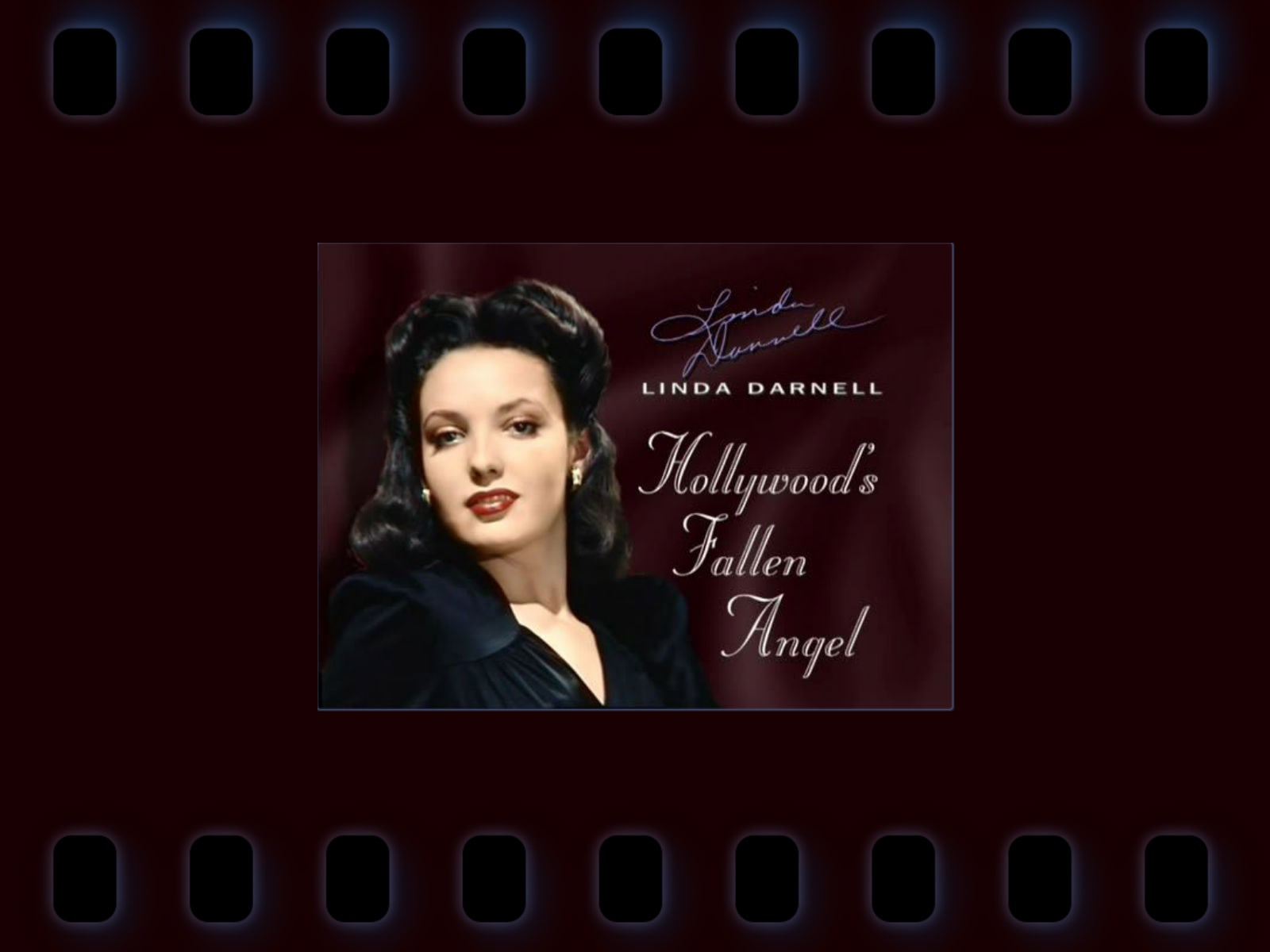 Linda Darnell Backgrounds