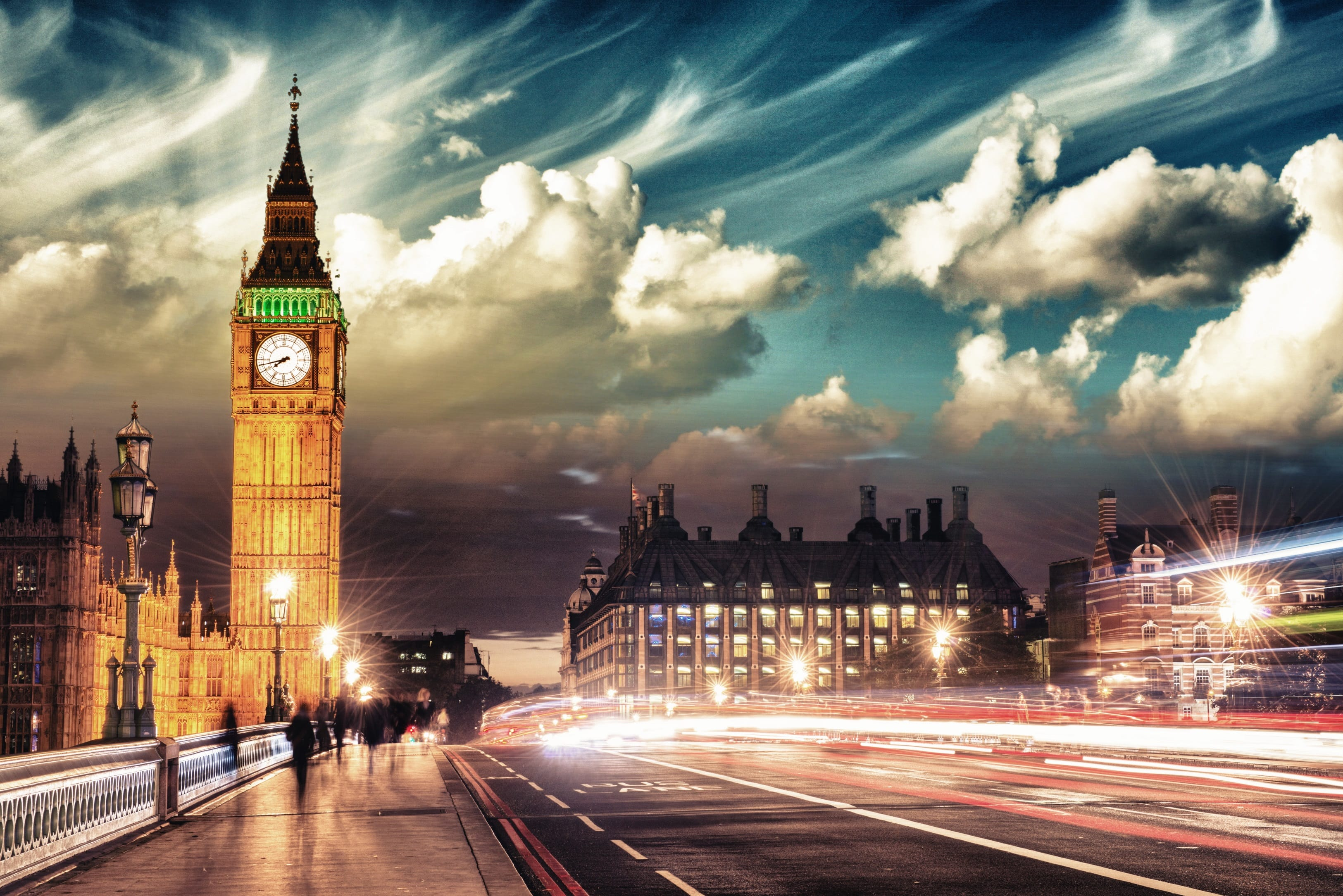London Backgrounds