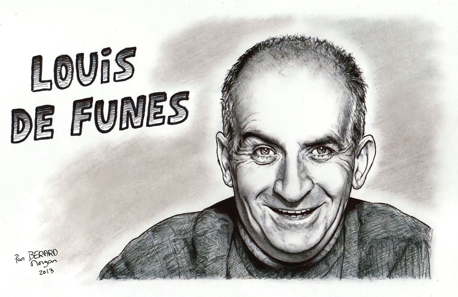 Louis de Funes Backgrounds