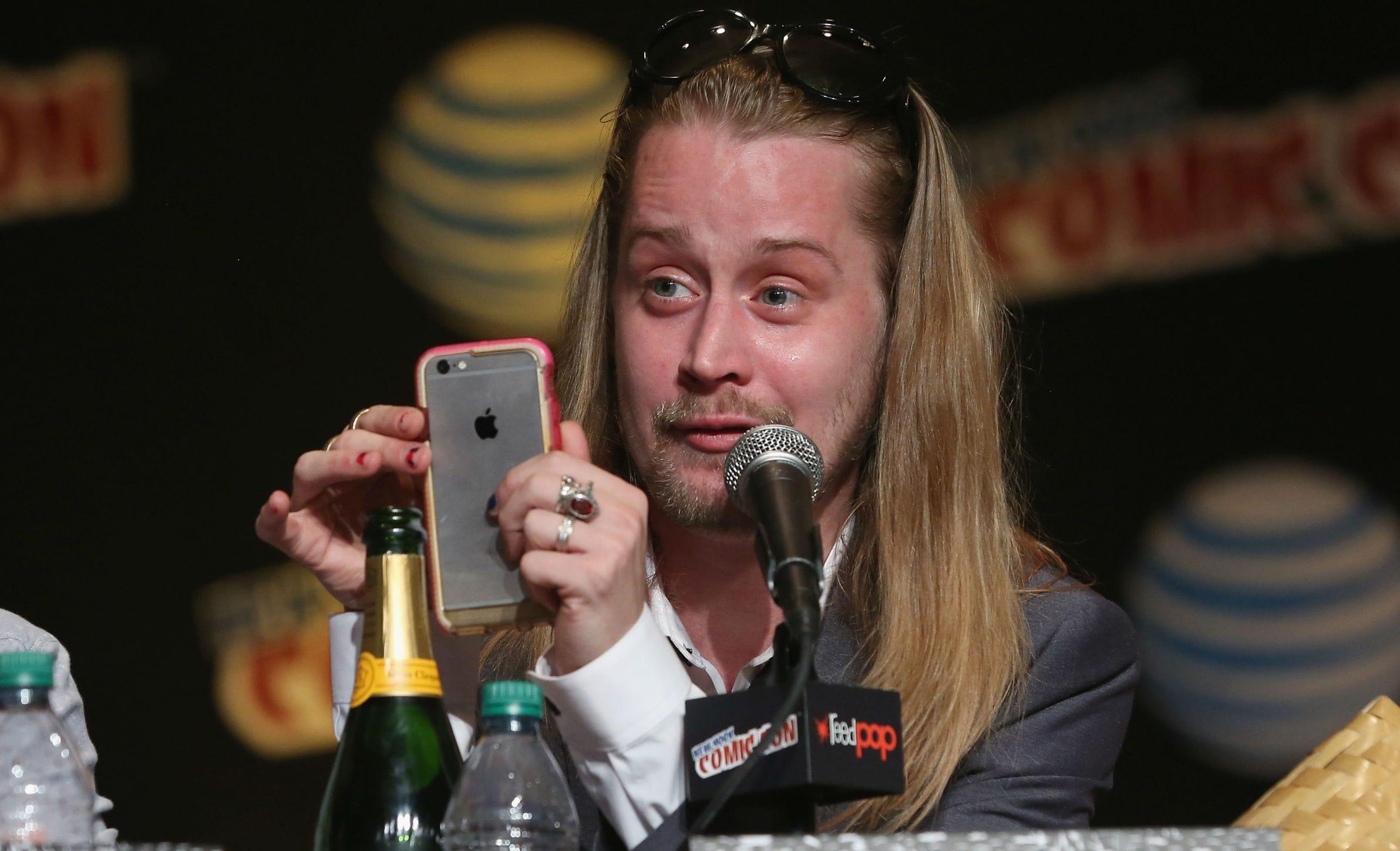 Macaulay Culkin Backgrounds