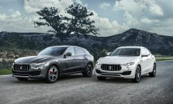 Maserati Levante Backgrounds