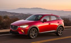 Mazda CX-3 Backgrounds