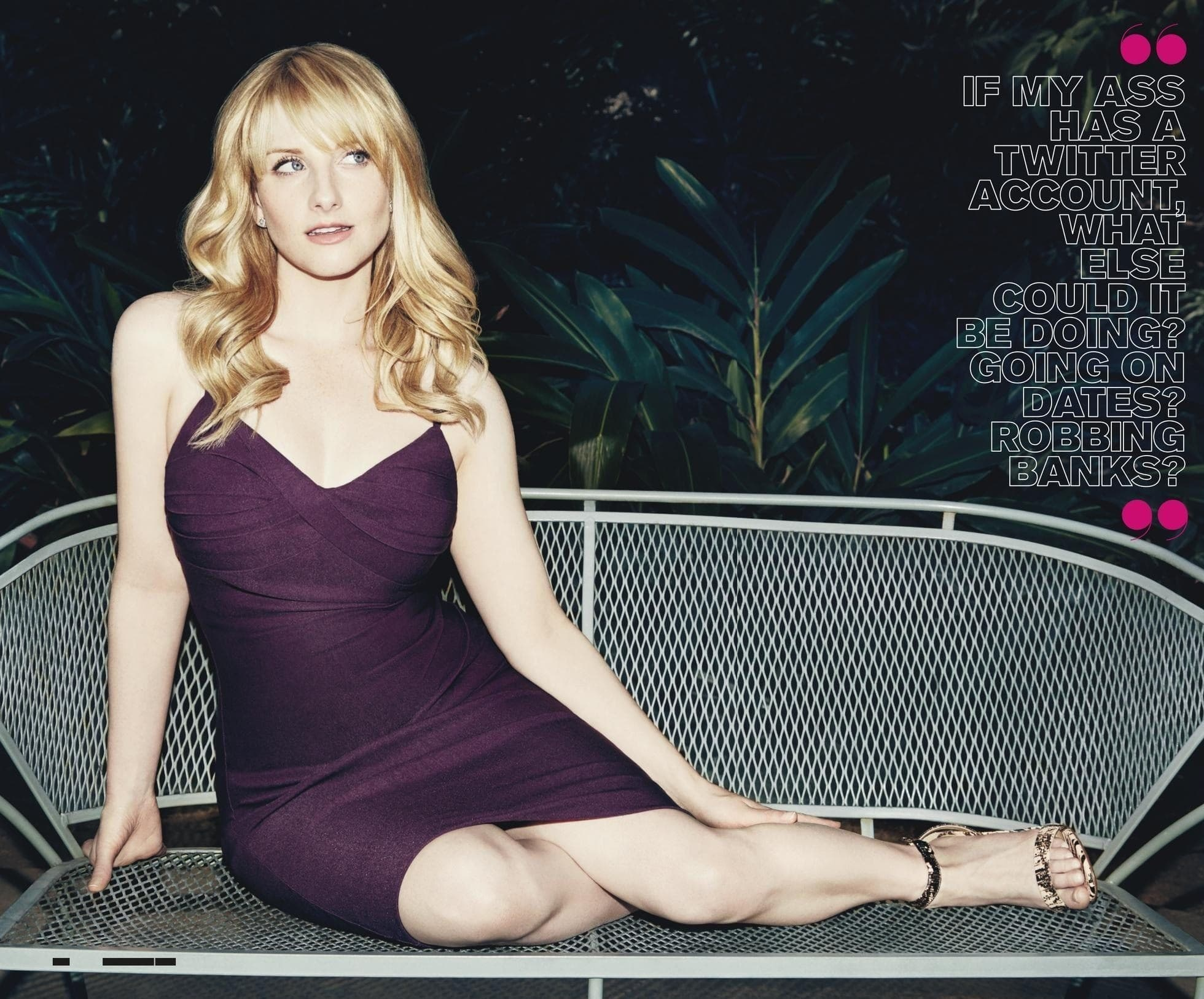 Melissa Rauch Backgrounds