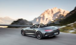 Mercedes-AMG GT Roadster Backgrounds