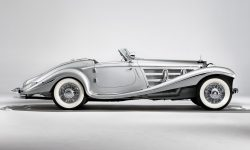Mercedes-Benz 540K Special Roadster Backgrounds