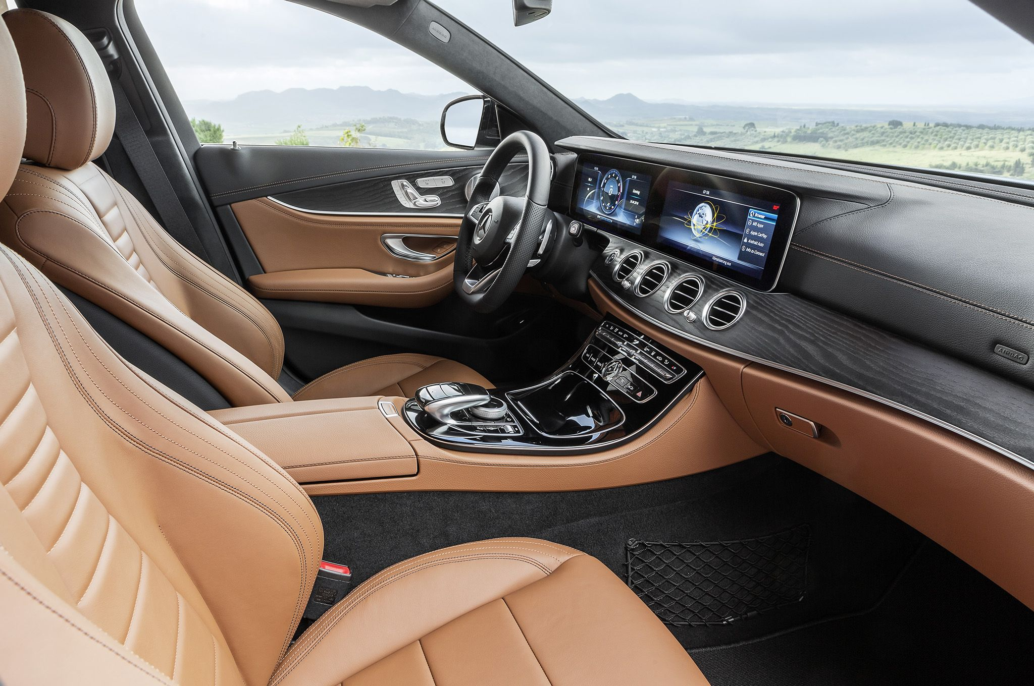 Mercedes E-Class All-Terrain Backgrounds