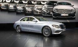 Mercedes E-Class W213 Backgrounds