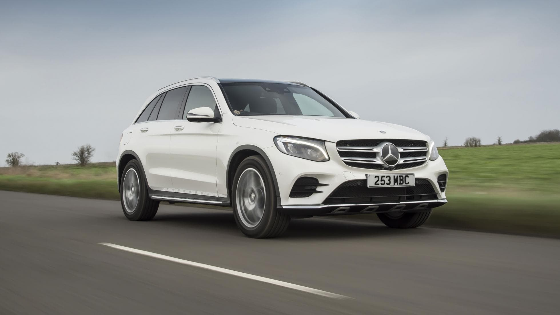 Mercedes GLC Backgrounds