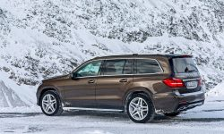 Mercedes GLS Backgrounds