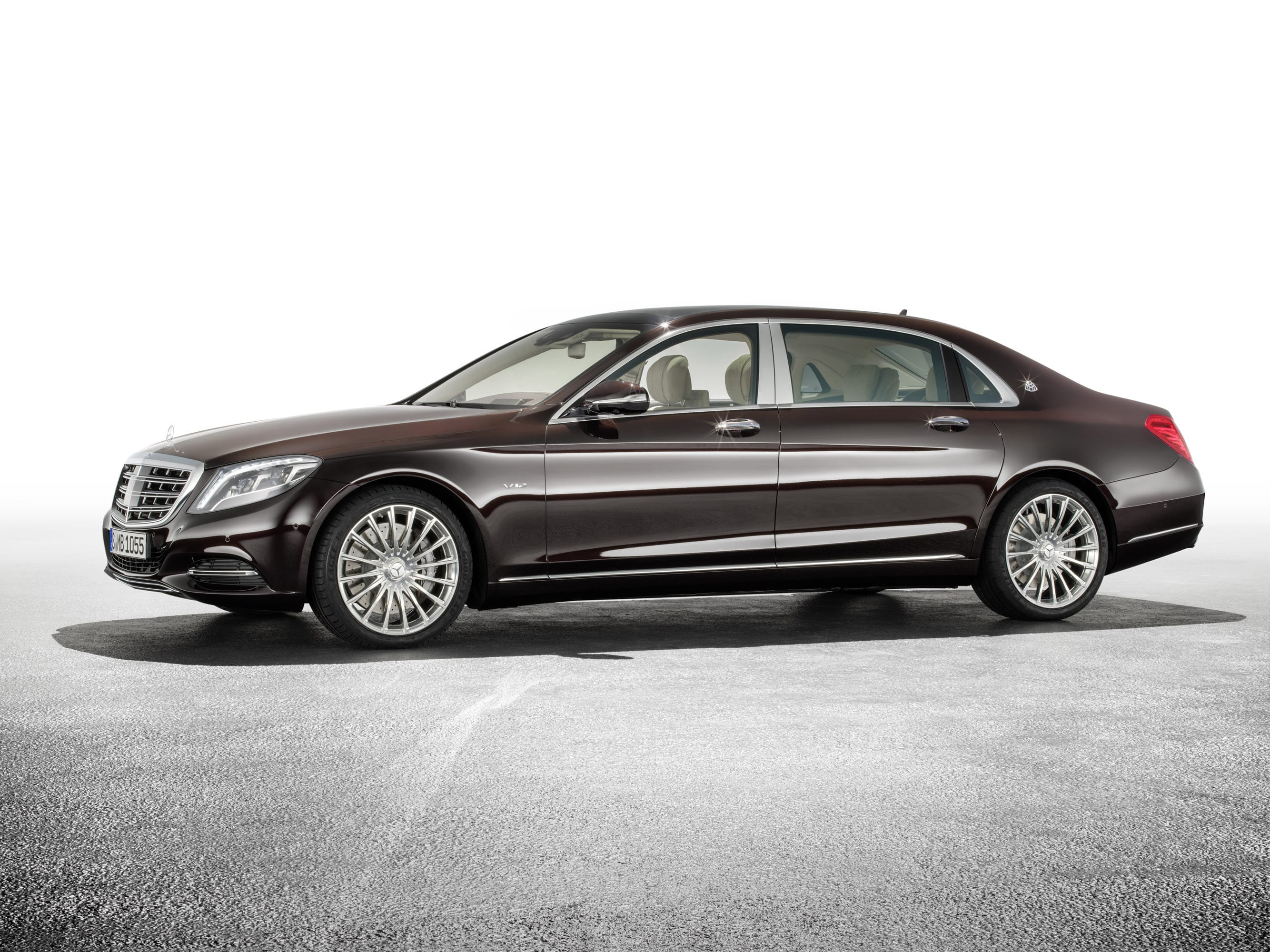 Mercedes-Maybach S-Class Backgrounds