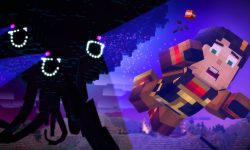 Minecraft: Story Mode - Episode 3: The Last Place You Look Backgrounds