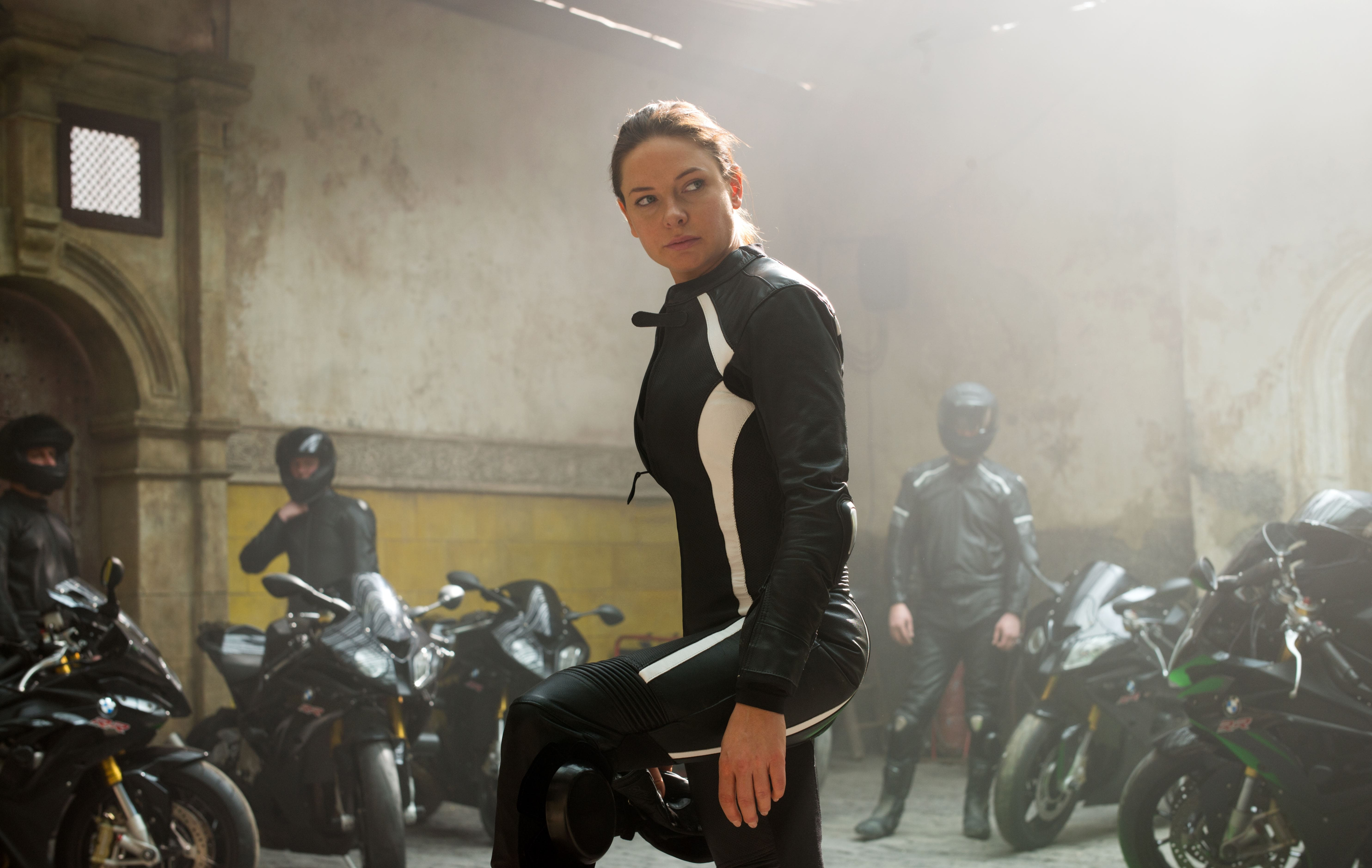 Mission: Impossible - Rogue Nation Backgrounds