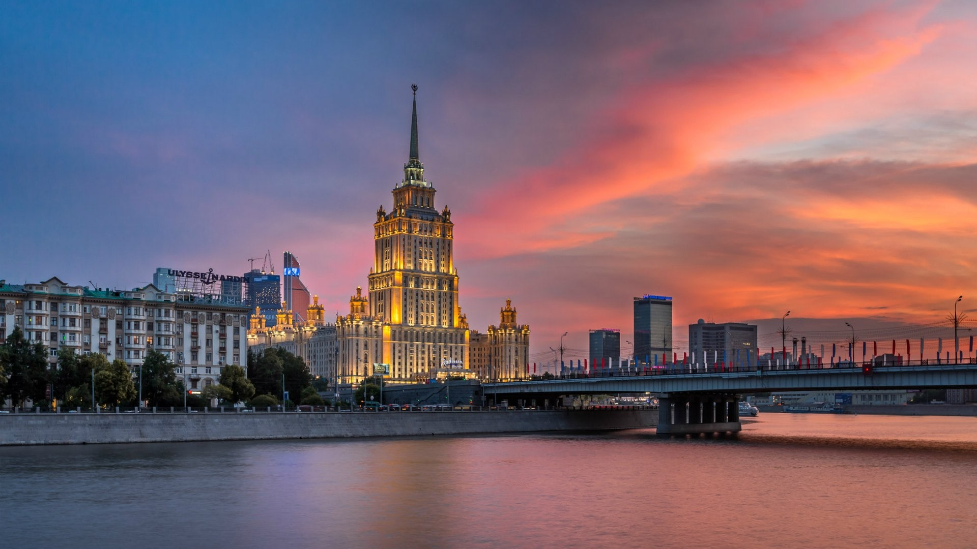 Moscow Backgrounds