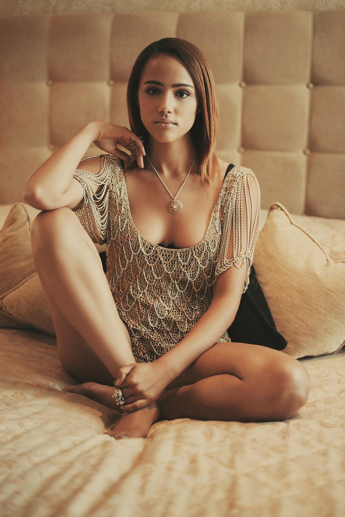 Nathalie Emmanuel Backgrounds