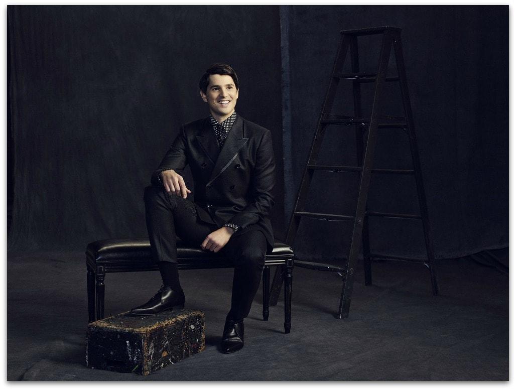 Nicholas D'Agosto Backgrounds