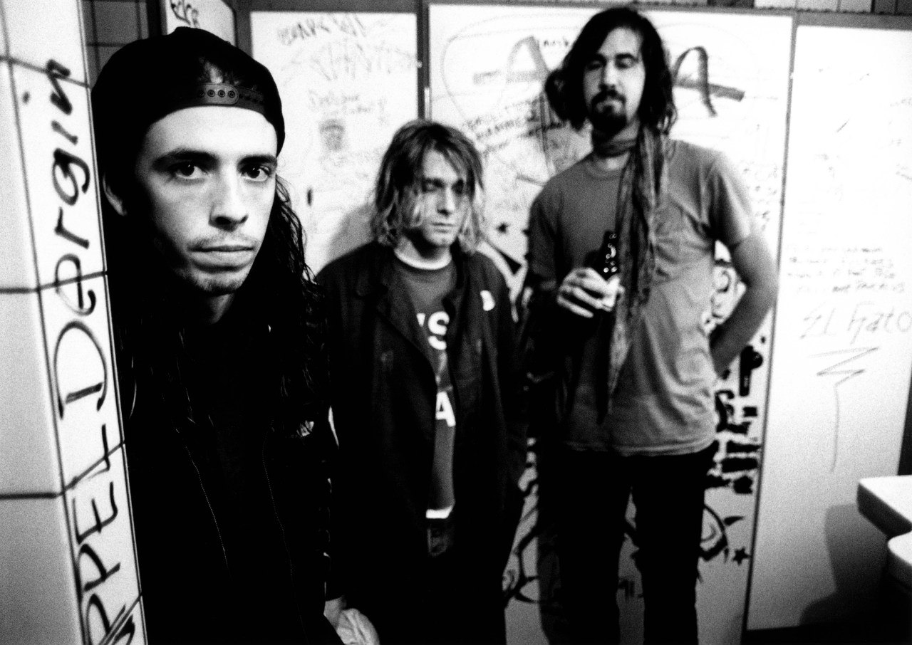 Nirvana Backgrounds