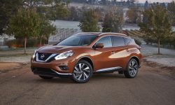 Nissan Murano 3 Backgrounds
