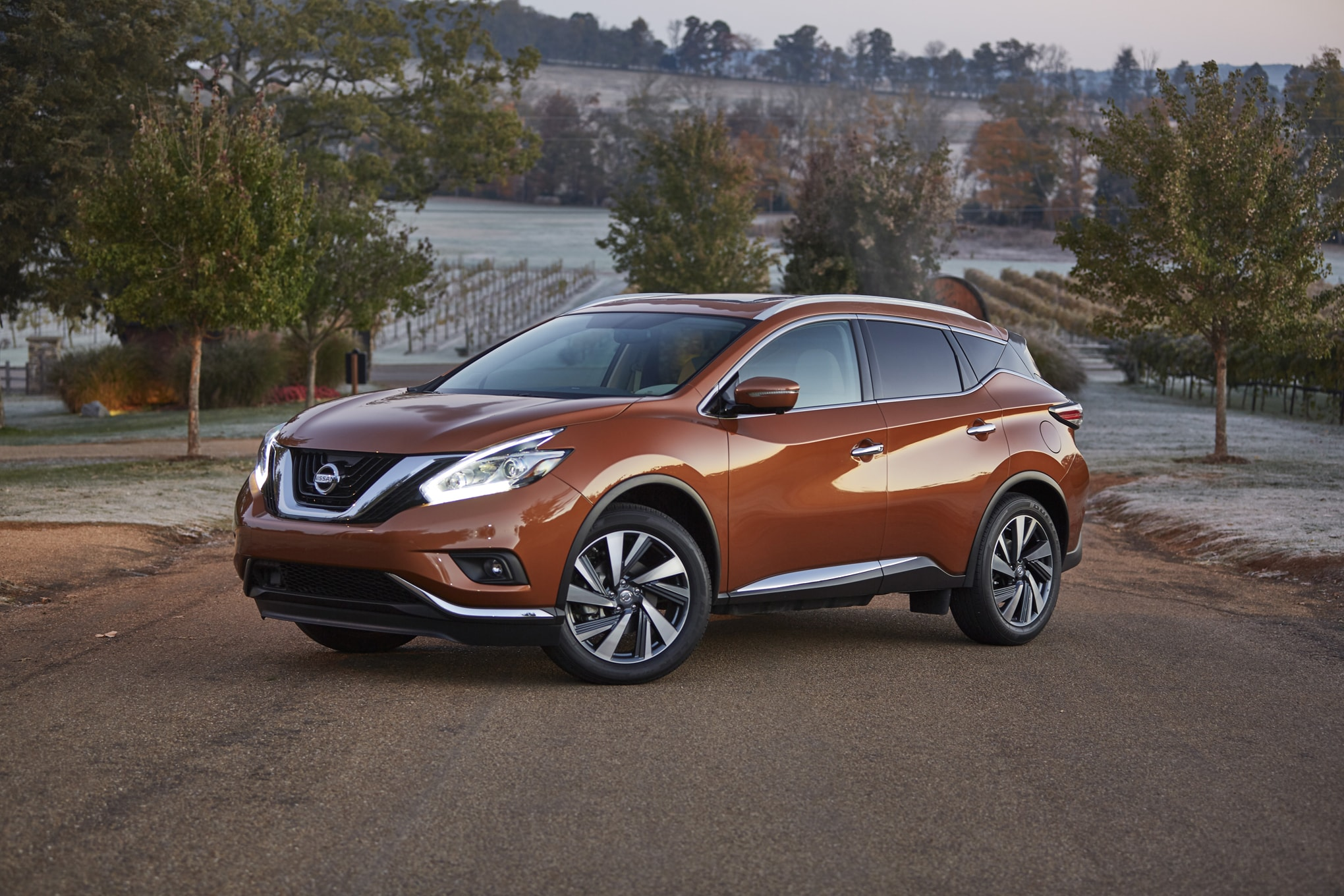 Nissan Murano 3 Backgrounds