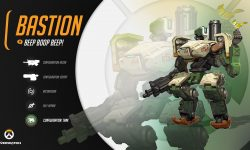 Overwatch : Bastion Pictures