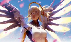 Overwatch : Mercy Pictures