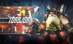 Overwatch : Torbjörn Backgrounds