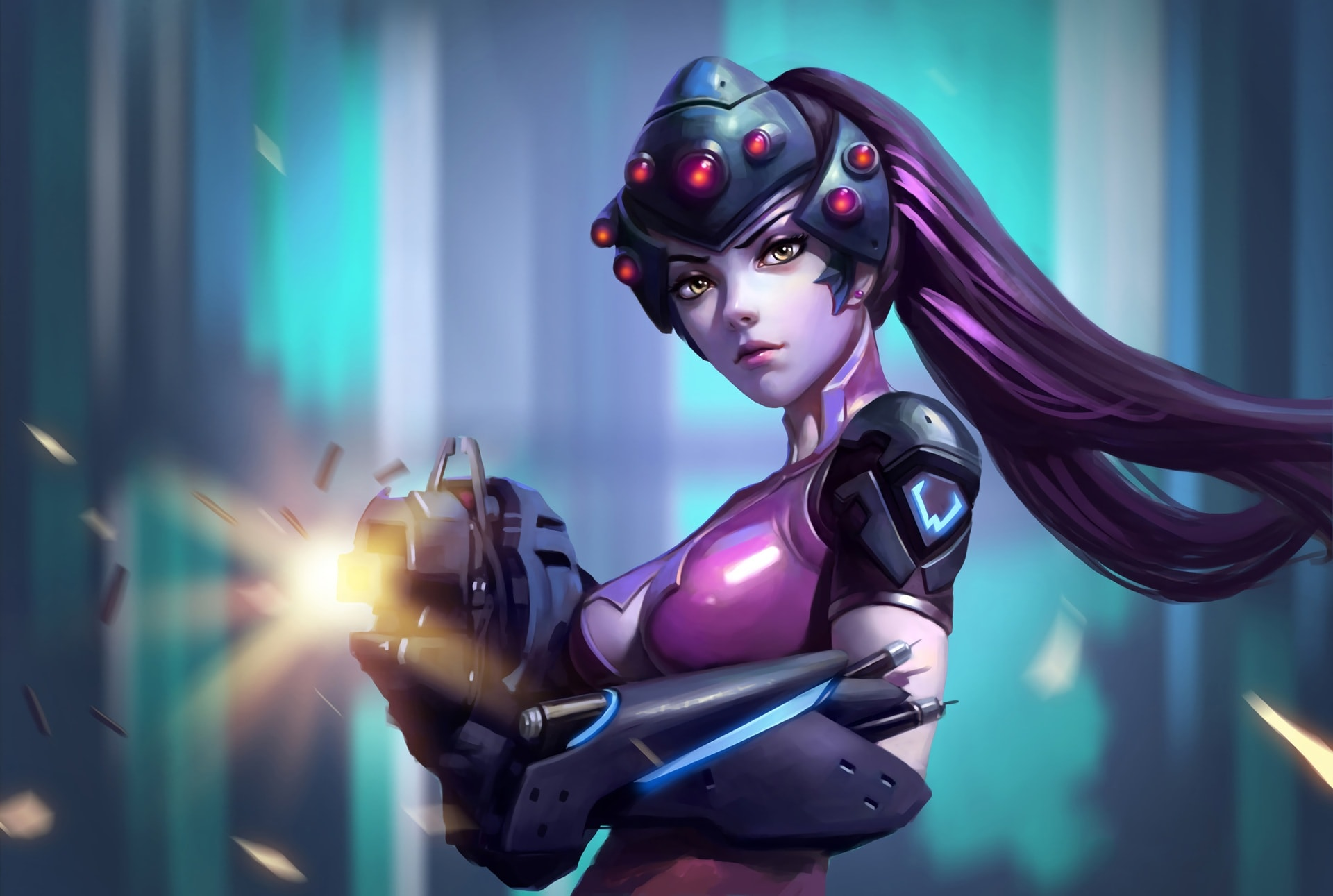 Overwatch : Widowmaker Pictures