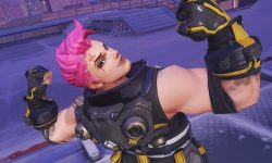 Overwatch : Zarya Wallpaper