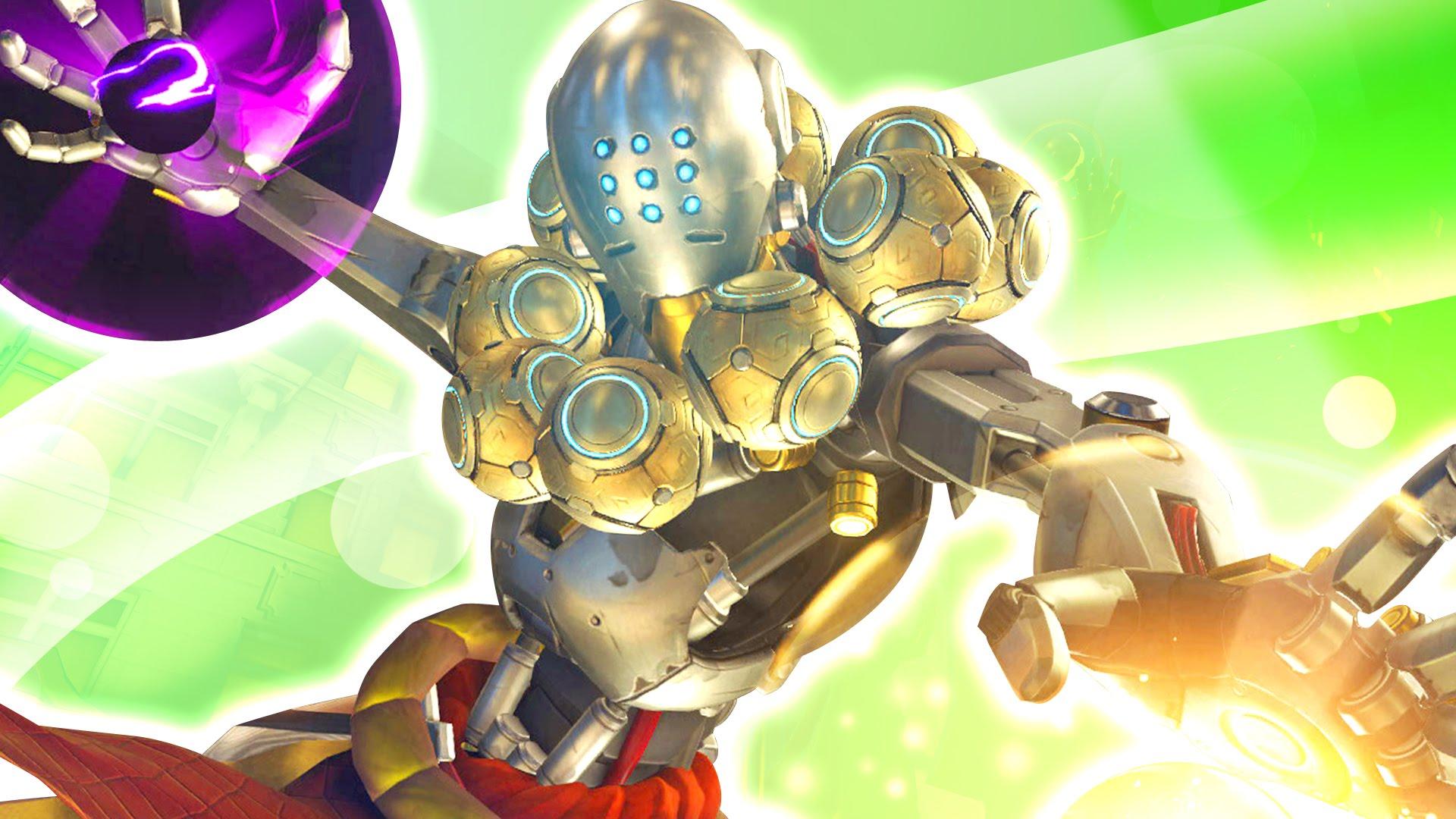 Overwatch : Zenyatta Backgrounds