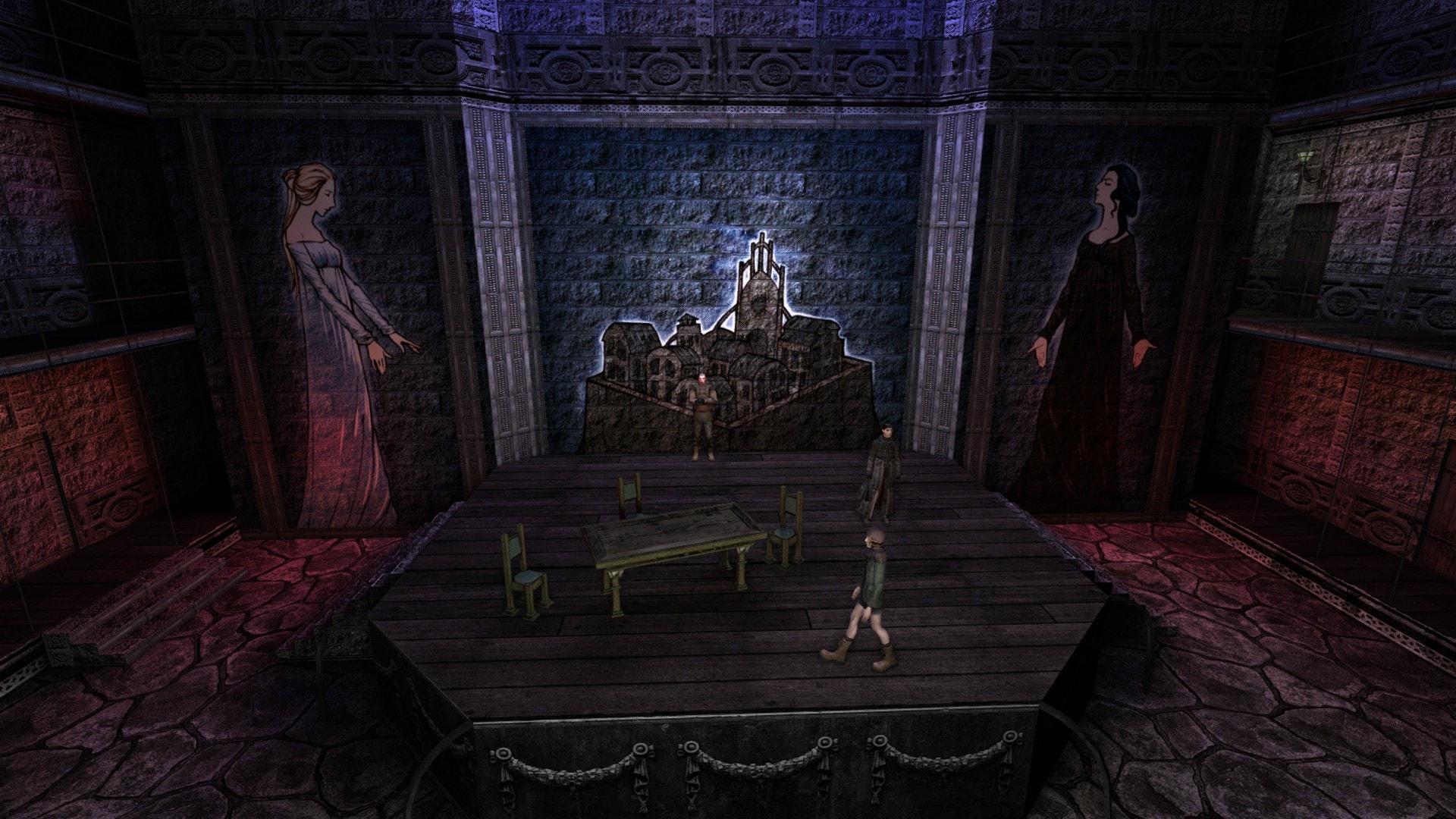 Pathologic Classic HD Backgrounds