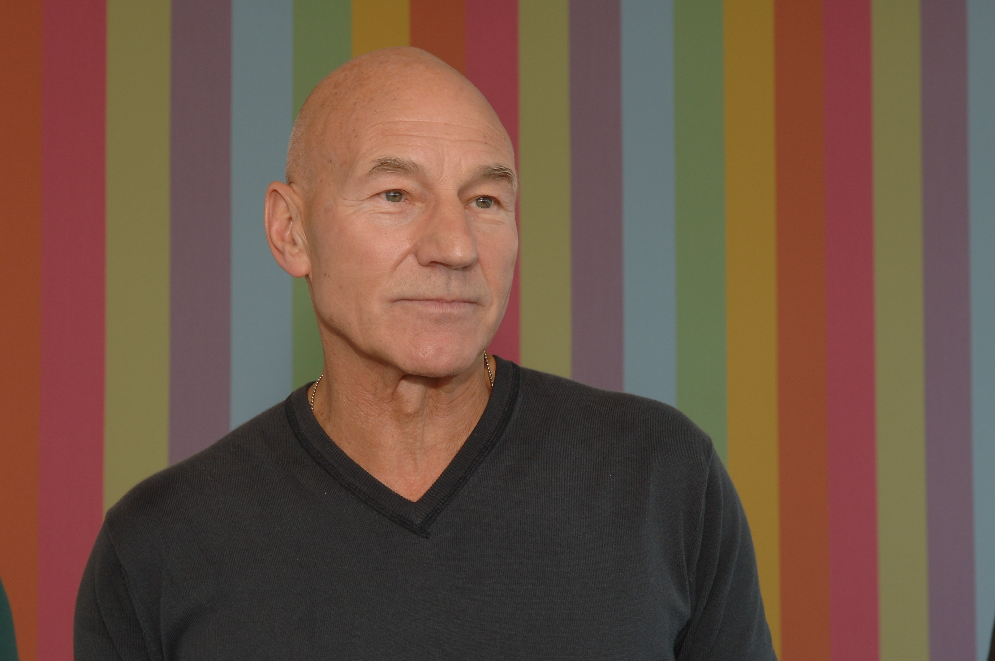 Patrick Stewart Backgrounds