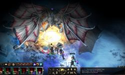 Pillars of Eternity: The White March 2 Backgrounds