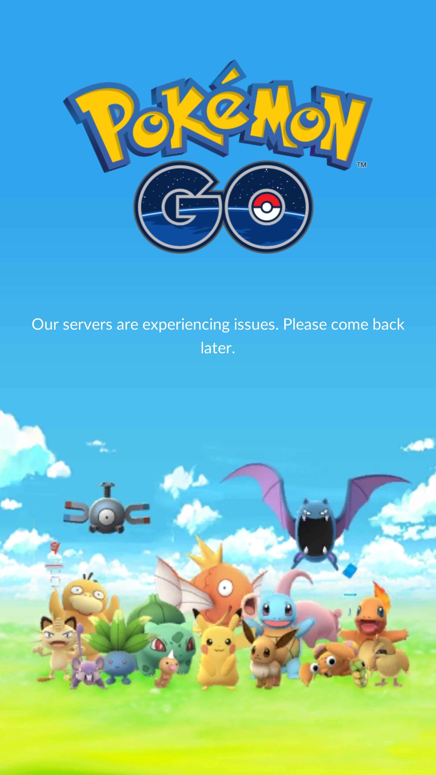 Pokemon Go Backgrounds