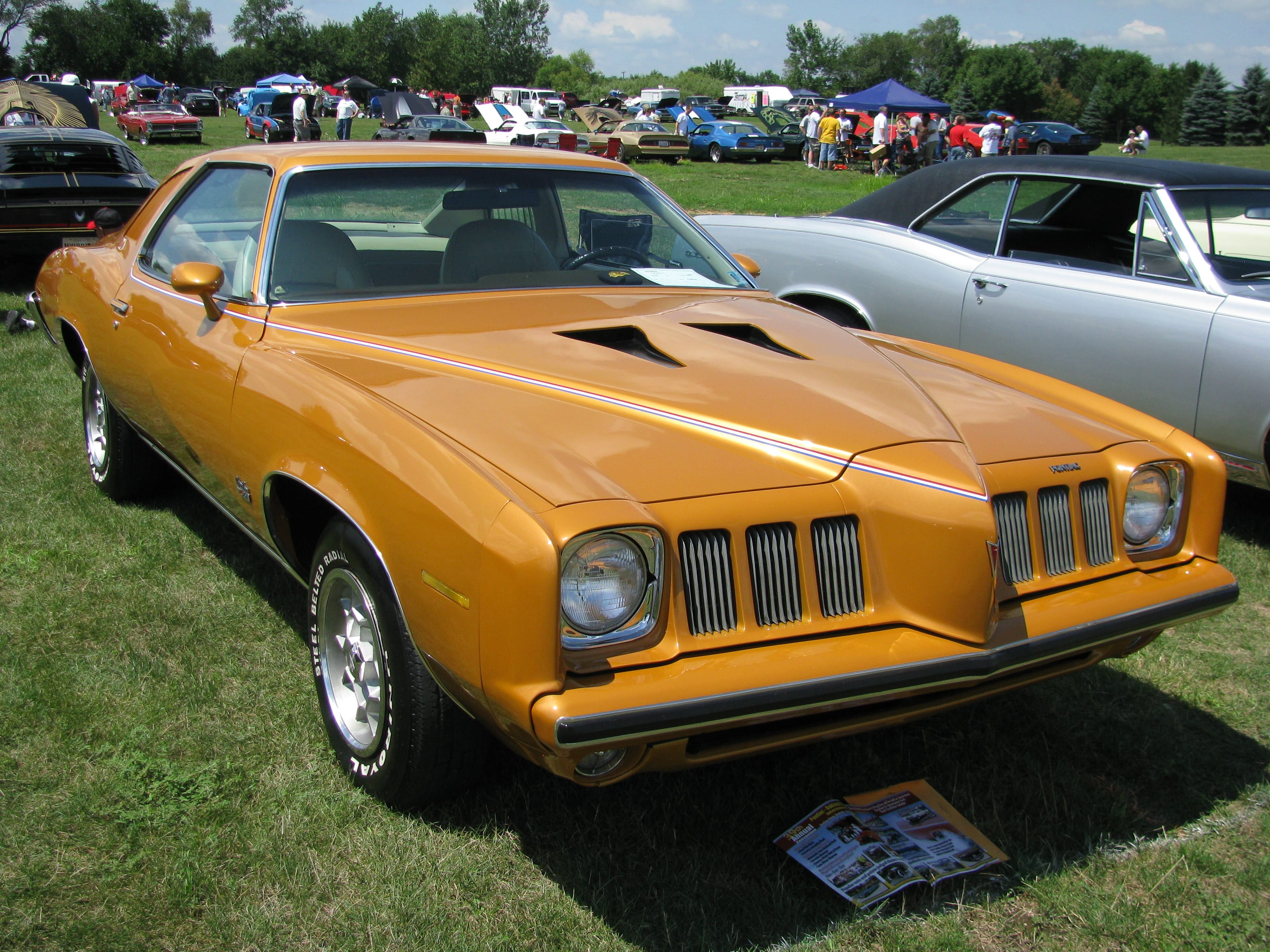 Pontiac Grand Am 1973 Backgrounds