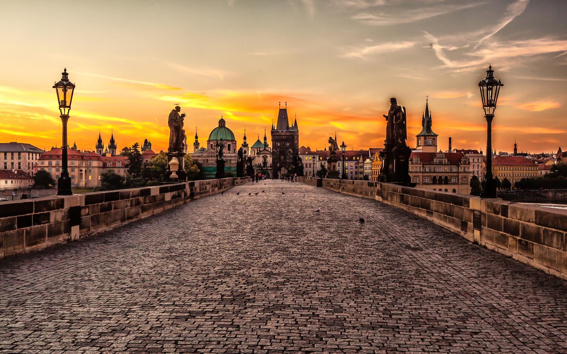 Prague Backgrounds