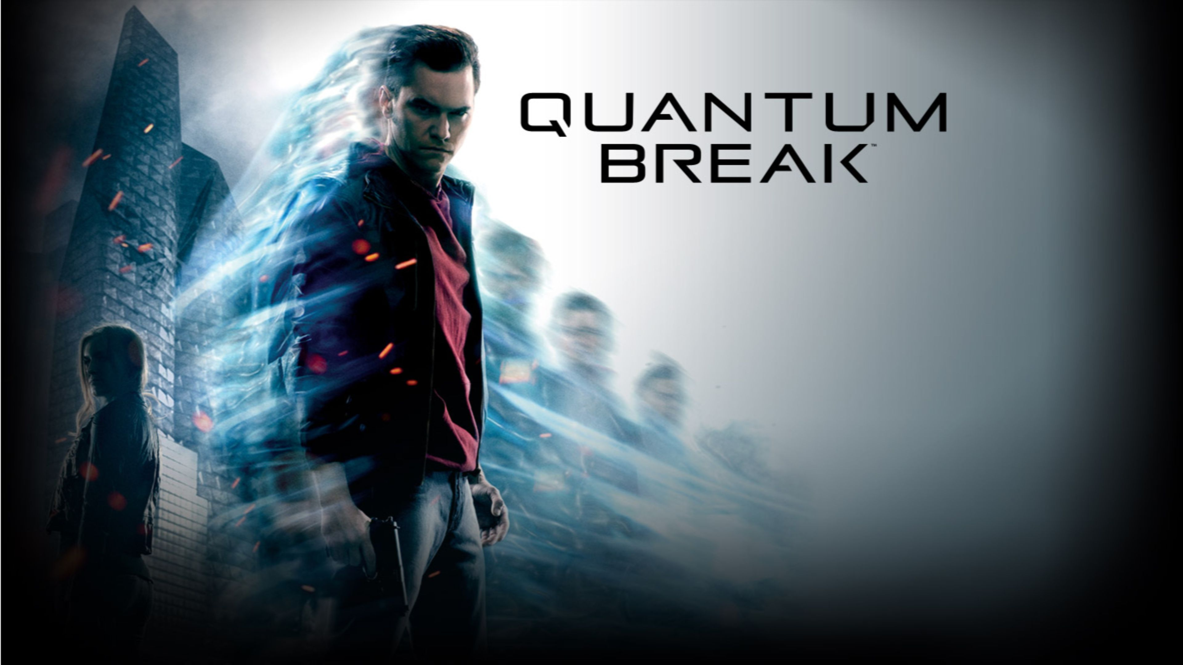 Quantum Break Backgrounds