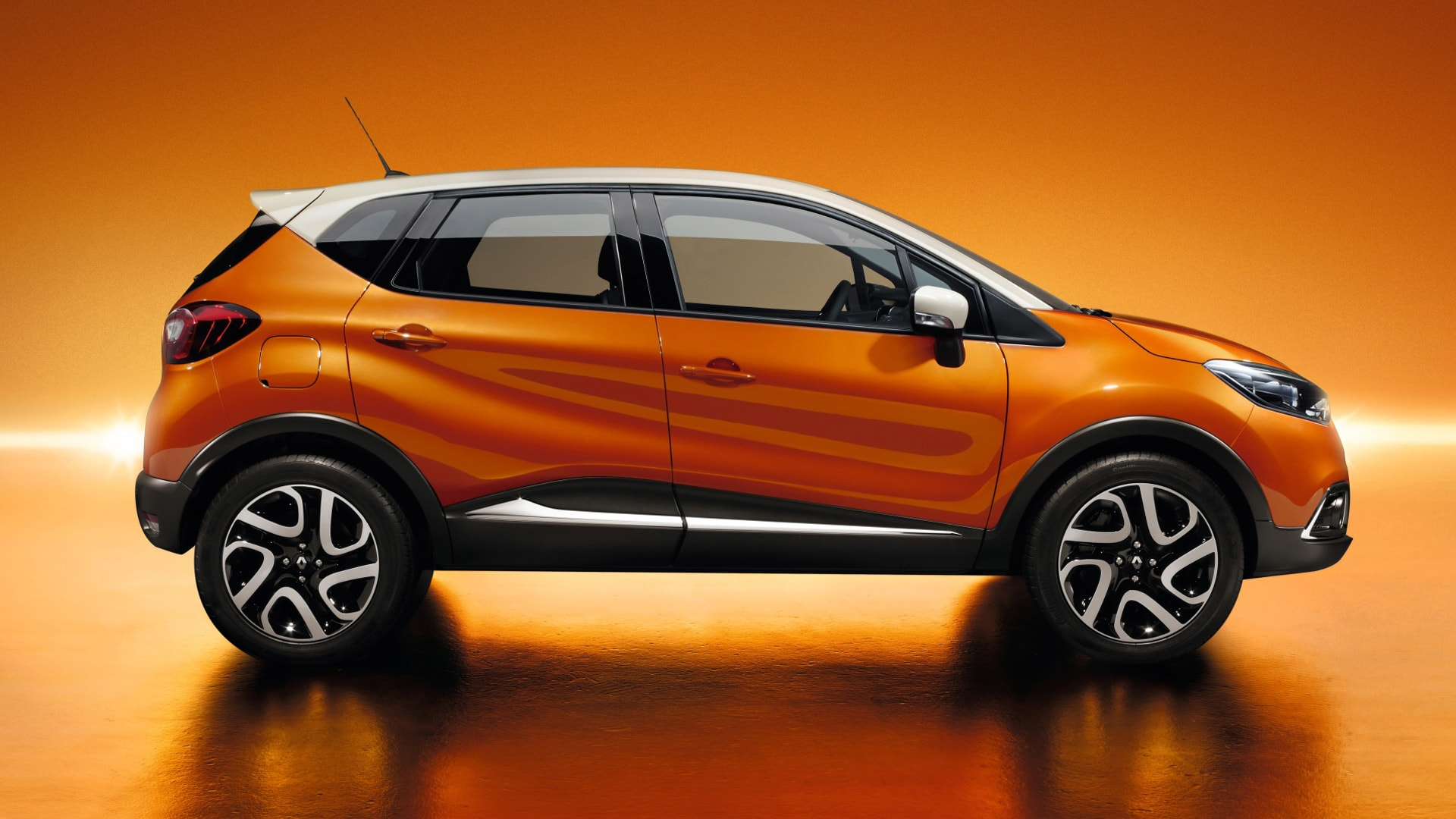 Renault Kaptur Background