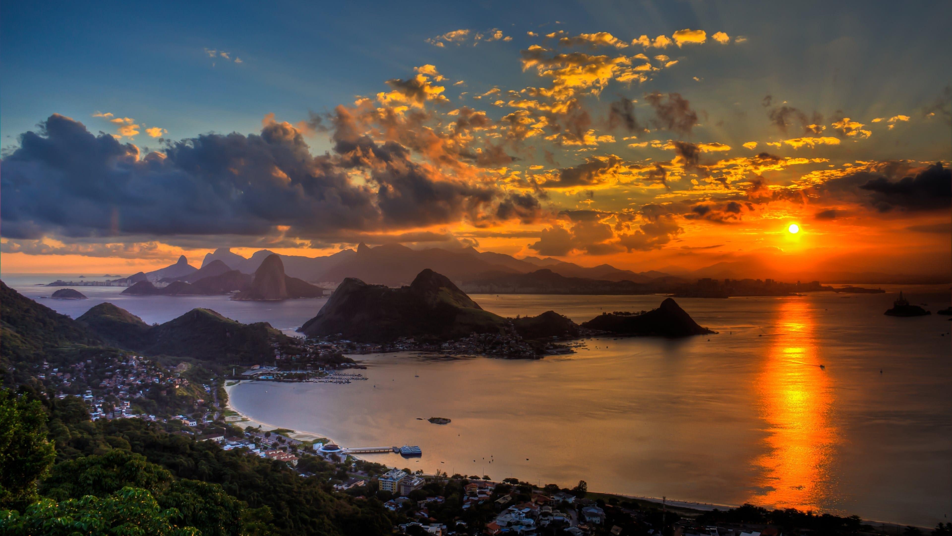 Rio De Janeiro Backgrounds