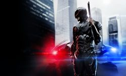 RoboCop 2014 Backgrounds