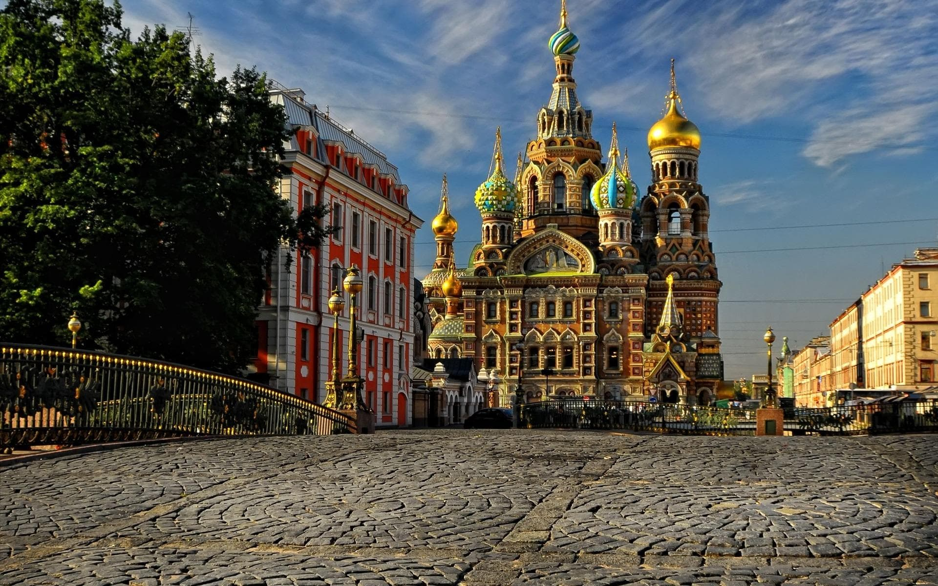 St. Petersburg Backgrounds