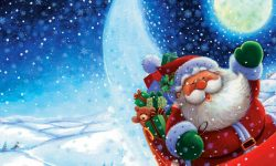 Santa Claus Backgrounds