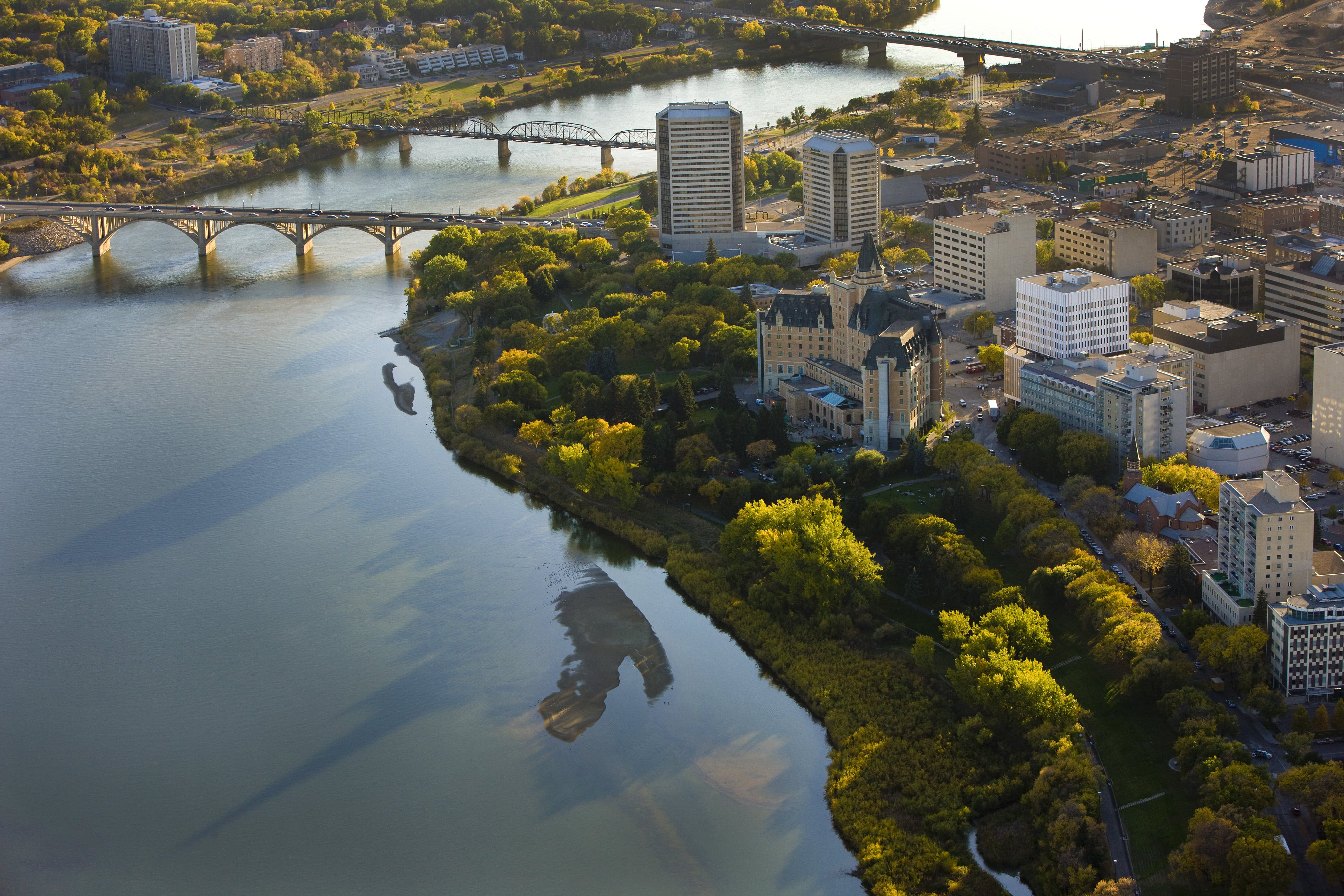 Saskatoon Backgrounds