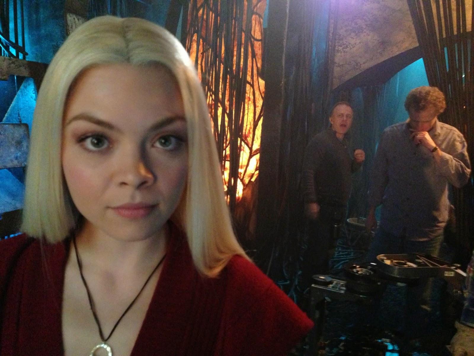 Scarlett Byrne Backgrounds