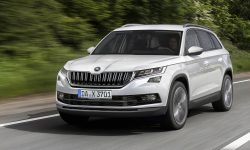 Skoda Kodiaq Backgrounds