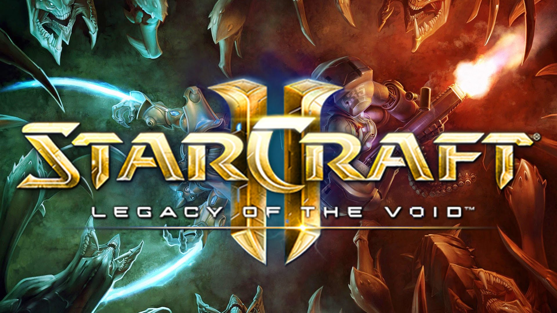 StarCraft 2: Legacy of the Void Backgrounds