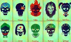 Suicide Squad Backgrounds