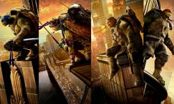 Teenage Mutant Ninja Turtles: Out of the Shadows Backgrounds